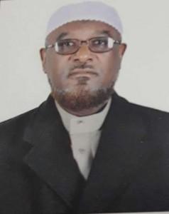 الأستاذ أبو عبد الله محمود حسين عبد الله إثيوبيا