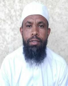 الأستاذ محمد فرج مغنو إثيوبيا